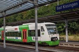 Bahnhof Bad Kissingen 263x174