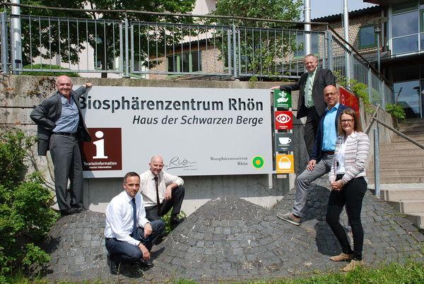 Biosphärenzentrum - Haus der Schwarzen Berge am 23.05.2017