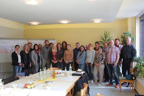 Schulterschluss-Seminar (Foto: Rabea Daniel)