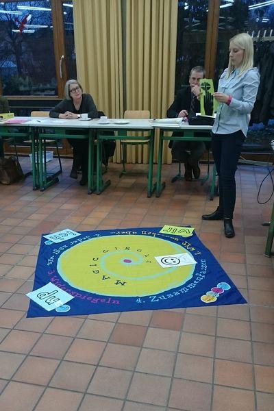 Fachbeirat der Jugendsozialarbeit an Schulen im Landkreis zieht Bilanz (Foto: Georg Schulz-Hertlein)