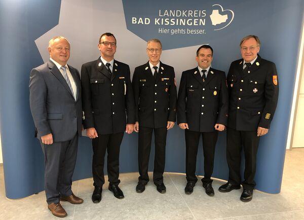 Pressefoto - Feuerwehr Ernennung neue KBM und Verabschiedung - Lena Pfister