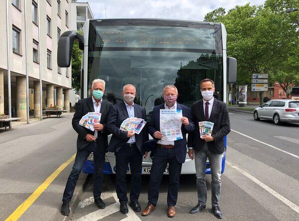 Start der Freizeitbuslinien - Lena Pfister