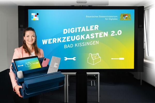 Digitaler Werkzeugkasten 2.0