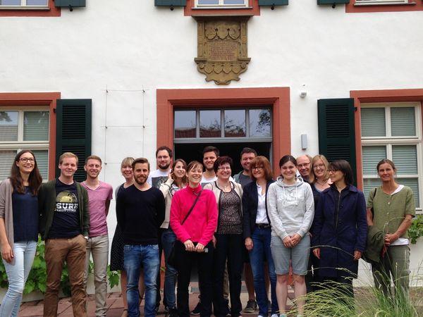 Exkursion Regionalmanagement-Studenten