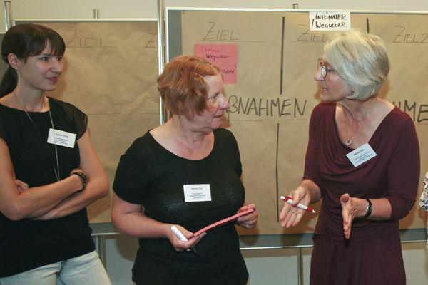 Treffen KompetenzNetzwerk Demenz 2