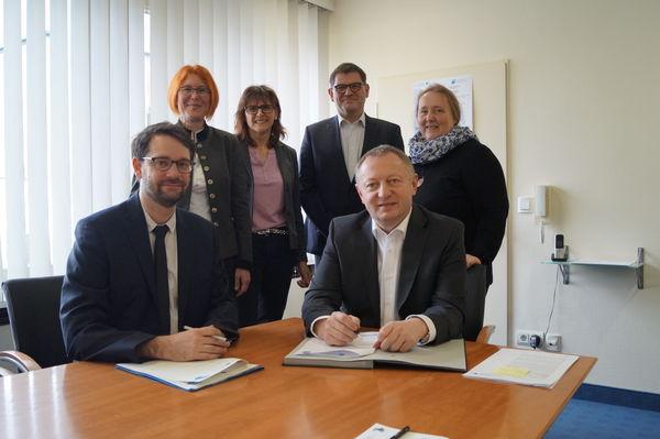 230217 - Zielvereinbarung Bildung Transferagentur Bayern