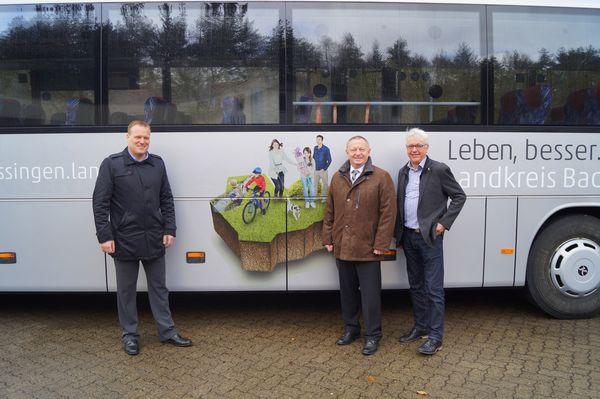 010317 - Deutschlandweite Landkreis-Werbung auf Reisebussen Pressefoto 2