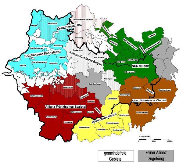 Allianzen im Landkreis