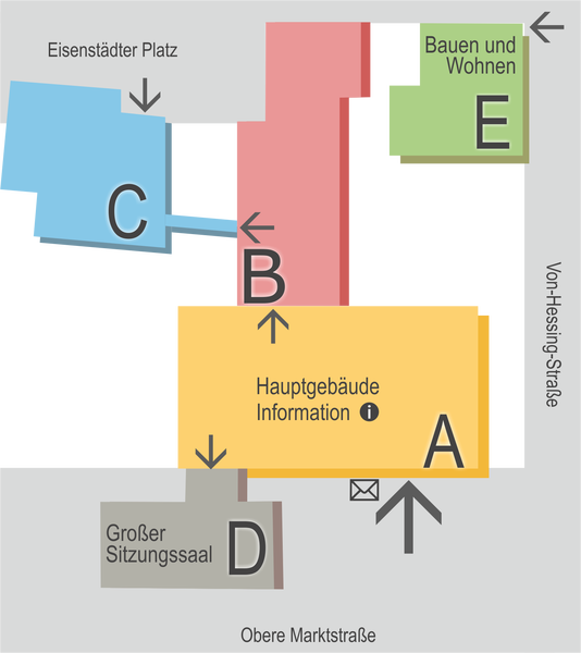 LRA_Bad Kissingen_Uebersichtsplan