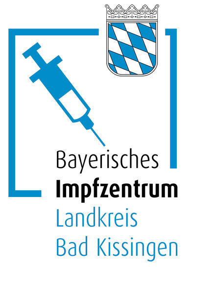 Logo Bay. Impfzentrum